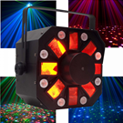 American DJ STINGERII Dynamic effect with multiple FX in 1