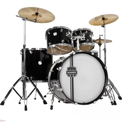 "Mapex VR5295TZZDK VOYAGER 5PC ""ROCK FULLY LOADED"""