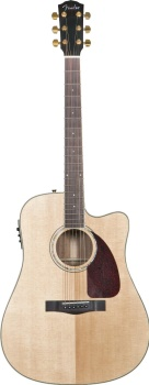 Fender 096-8651-021 CD320ASCE Dreadnought Cutaway Electric
