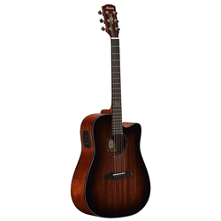 Alvarez AD66CESHB Artist Dreadnought Acoustic Electric